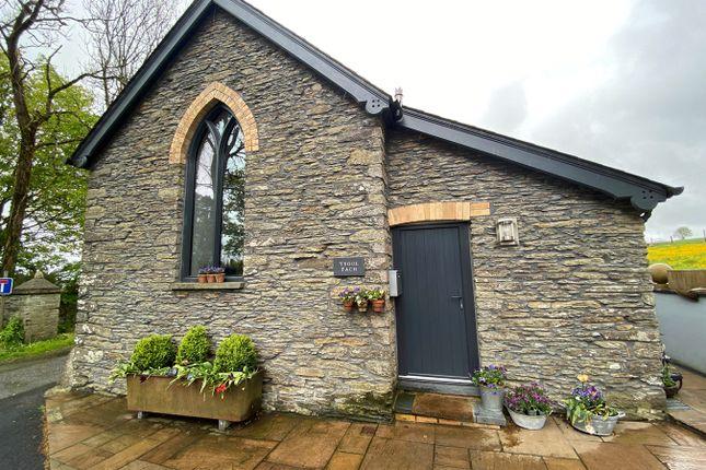 Thumbnail Detached house for sale in Coed Y Bryn, Llandysul, Llandysul