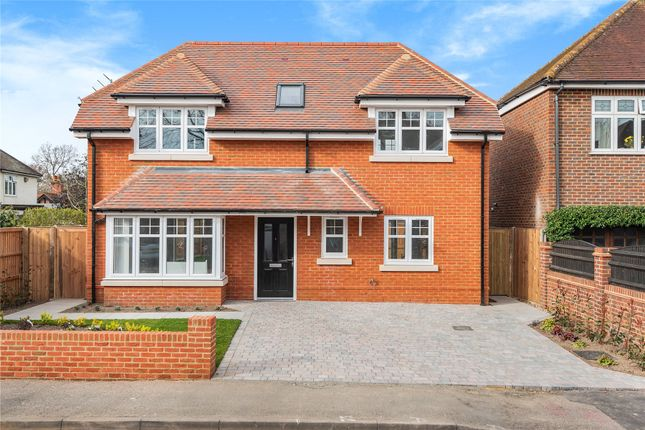 Thumbnail Detached house for sale in The Grove, Addlestone