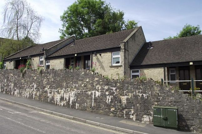 Thumbnail Terraced bungalow for sale in Queens Square, Box, Corsham, Wiltshire