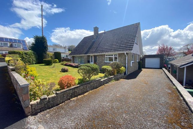 Thumbnail Detached bungalow for sale in Groesffordd Park, Groesffordd, Brecon