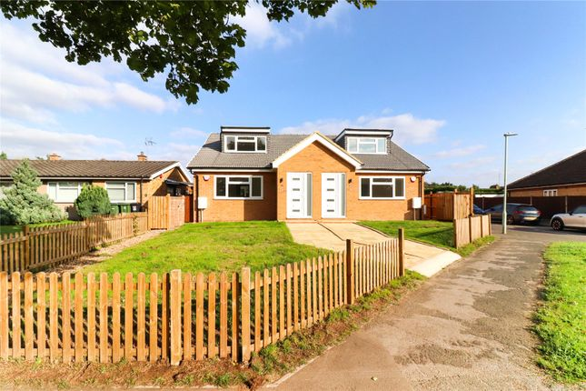Thumbnail Bungalow for sale in High Road, Leavesden, Watford