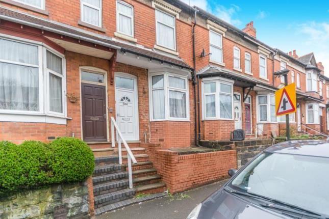 Thumbnail Terraced house for sale in Warwick Road, Tyseley, Birmingham, West Midlands