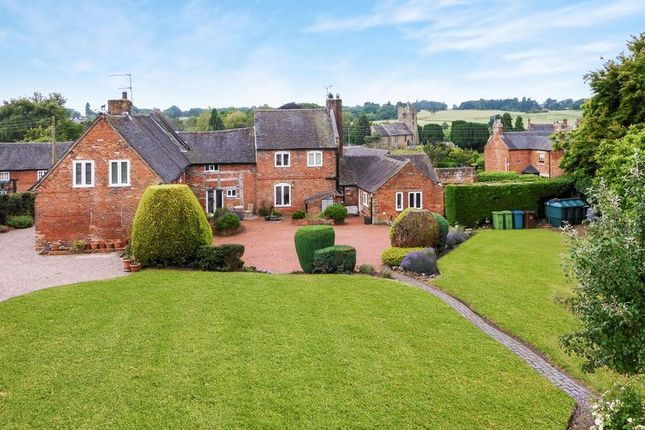 Property for sale in Park Lane, Chebsey, Nr Eccleshall, Stafford