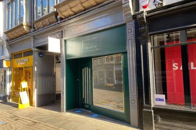 Thumbnail Retail premises to let in 15 Bridlesmith Gate, 15 Bridlesmith Gate, Nottingham