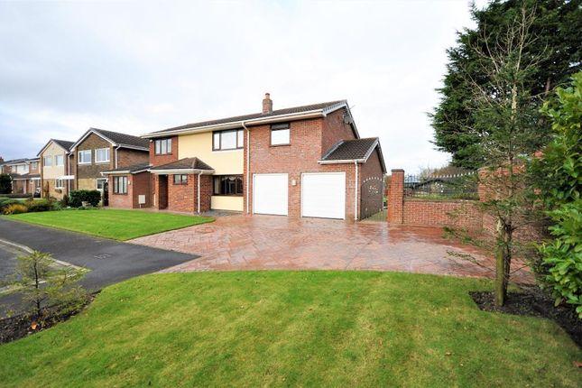 Thumbnail Detached house for sale in Clifton Green, Clifton, Preston, Lancashire