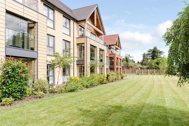 Thumbnail Flat for sale in Scarlet Oak, Warwick Road, Solihull