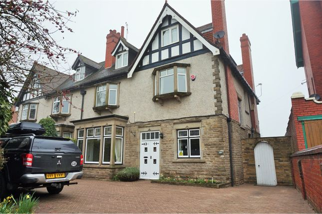 Thumbnail Semi-detached house for sale in Thorne Road, Doncaster