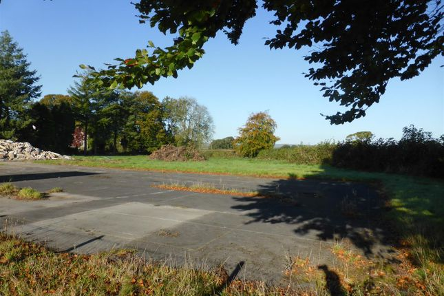 Land for sale in Llanarthney, Carmarthen