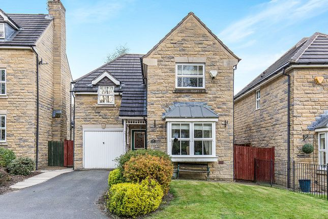 3 bed detached house for sale in Swan Avenue, Gilstead, Bingley