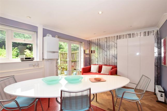 Thumbnail Town house for sale in Cavendish Road, Sutton, Surrey