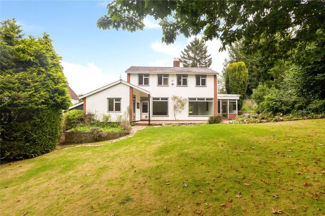 4 bed detached house for sale in Stoke Hill, Stoke Bishop, Bristol BS9