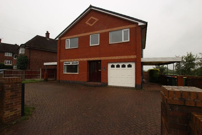 Thumbnail Detached house to rent in Lea Road, Lea, Preston