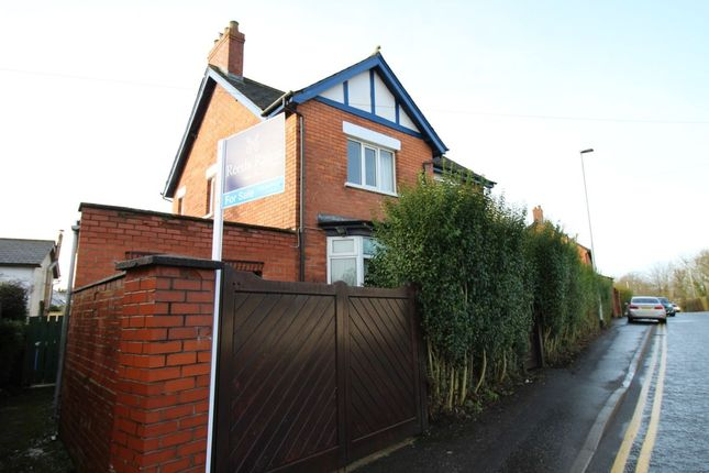 Thumbnail Detached house for sale in Wallace Avenue, Lisburn