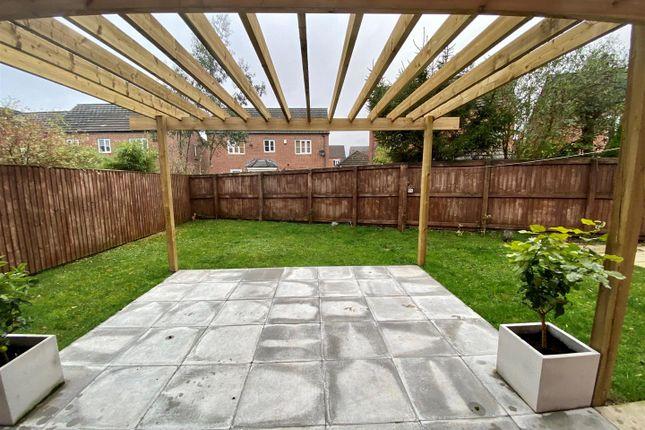 Rear Garden of Whitington Close, Little Lever, Bolton BL3
