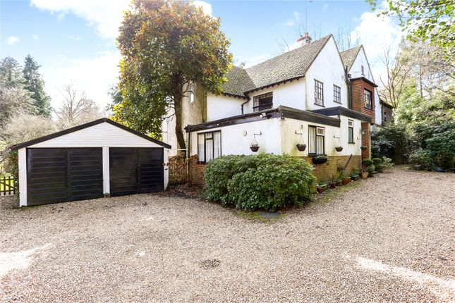 Thumbnail Detached house for sale in Gough Road, Fleet