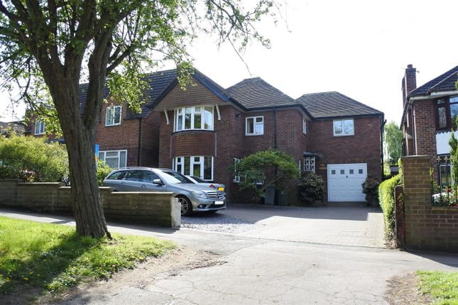 Thumbnail Detached house for sale in St. Catherines Road, Grantham