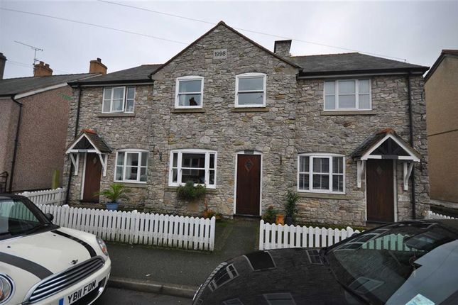 Thumbnail Terraced house to rent in Water Street, Caerwys, Mold