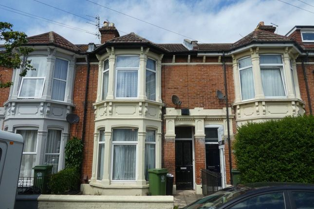 Thumbnail Property to rent in Gains Road, Southsea