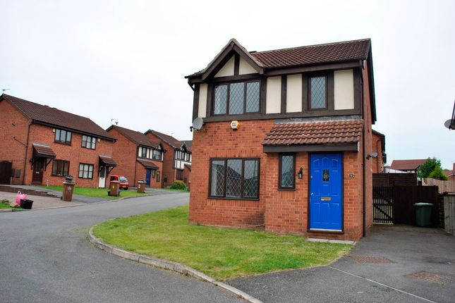 Thumbnail Detached house to rent in Lancashire Gardens, The Shires, St Helens