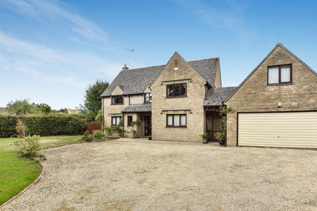 Thumbnail Detached house for sale in Water Lane, Somerford Keynes, Cirencester