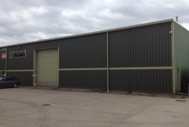 Thumbnail Warehouse to let in Alconbury Hill, Huntingdon