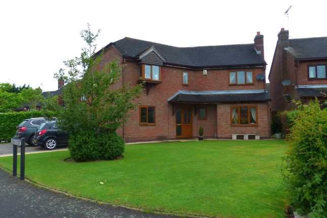 Thumbnail Detached house for sale in Stantonroad, Ashbourne Derbyshire