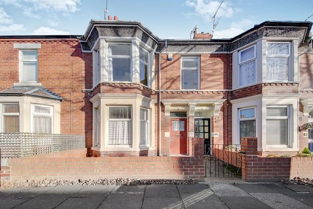 Thumbnail Flat to rent in Waverley Avenue, Whitley Bay