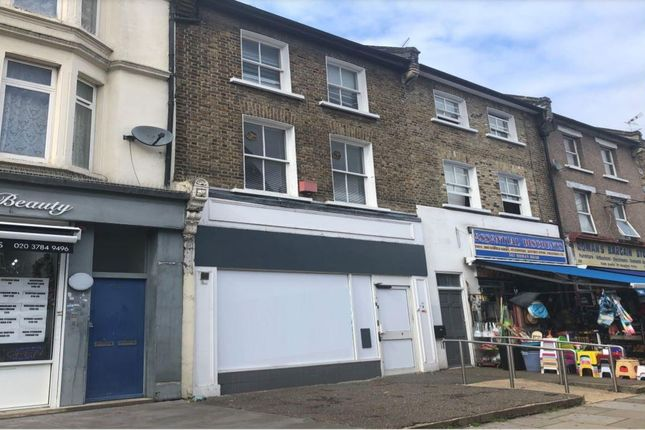 Thumbnail Retail premises for sale in 565 Roman Road, Bow, London