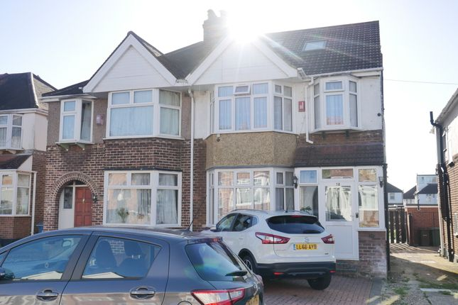 Thumbnail Flat to rent in Charmian Avenue, Stanmore