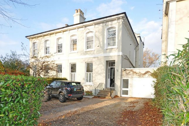 Thumbnail Semi-detached house to rent in Sydenham Road North, Cheltenham, Gloucestershire