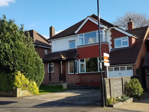 Thumbnail Detached house for sale in Lime Meadow Avenue, Sanderstead, Surrey