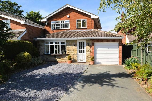 Thumbnail Detached house for sale in Main Road, Drax