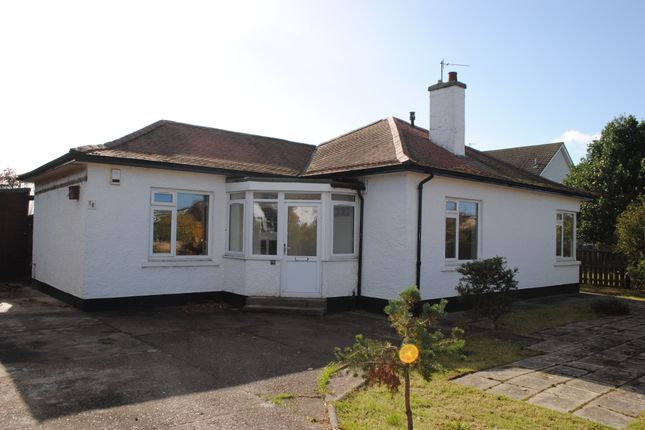 Thumbnail Detached bungalow to rent in Warslap Avenue, Arbroath