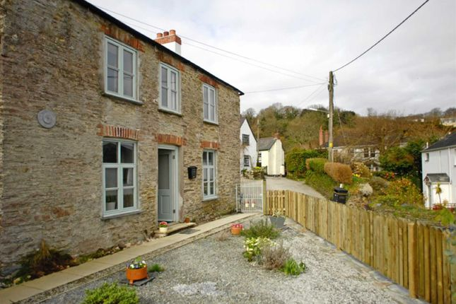 Thumbnail Cottage for sale in Downs Hill, Golant, Fowey