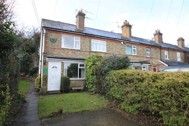 Thumbnail End terrace house for sale in Otford Lane, Halstead, Sevenoaks
