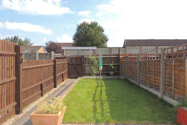 Rear Garden of Gilroy Close, Longwell Green, Bristol BS30
