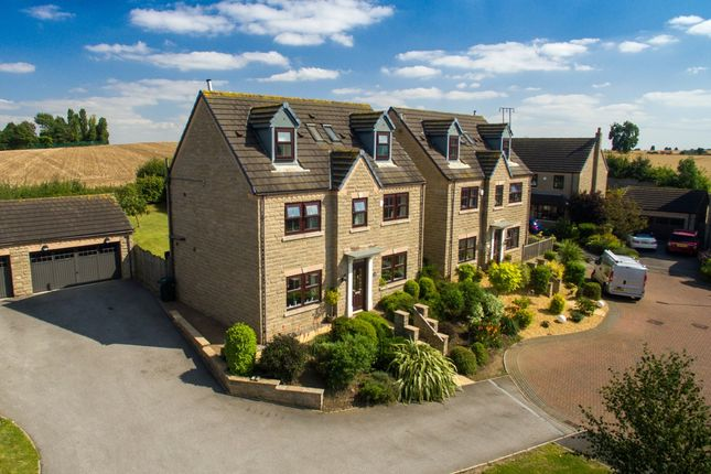 Thumbnail Detached house for sale in St. Peters Heights, Doncaster, South Yorkshire