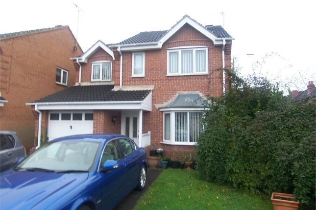 Thumbnail Detached house to rent in Crow Hill Lane, Mansfield Woodhouse, Mansfield, Nottinghamshire