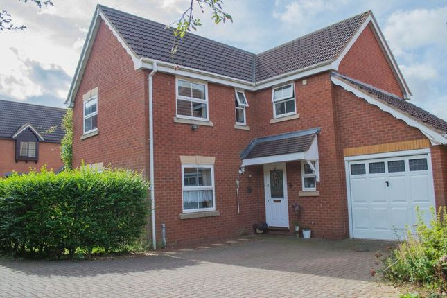 Thumbnail Detached house to rent in Farthinghoe Close, Brackley