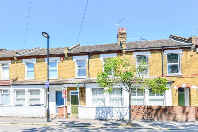 Thumbnail Terraced house to rent in Mandrell Road, Brixton