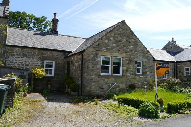 Thumbnail Terraced house for sale in Kirkharle Cottages, Kirkharle, Northumberland
