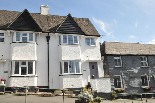 Thumbnail End terrace house to rent in South Hayes, Modbury, Ivybridge