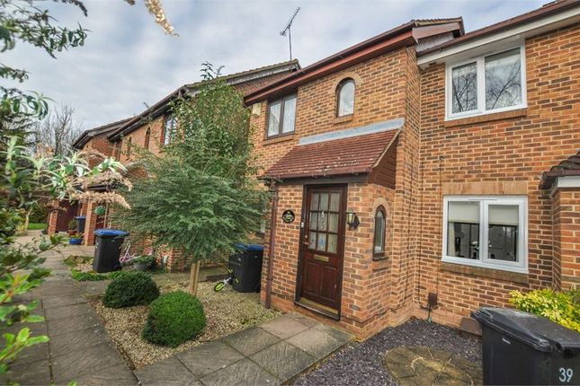 Thumbnail End terrace house for sale in Bentley Drive, Church Langley, Harlow, Essex