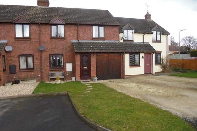 Thumbnail Terraced house for sale in St Michaels Gate, Brimfield, Ludlow