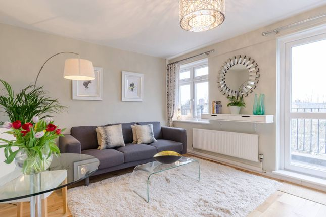 Thumbnail Flat for sale in Grosvenor Rise East, Walthamstow Village