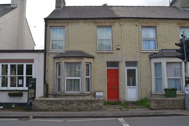 Thumbnail End terrace house to rent in Brookfields, Cambridge