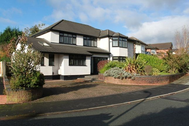 Thumbnail Detached house to rent in Wentworth Avenue, Whitefield, Manchester