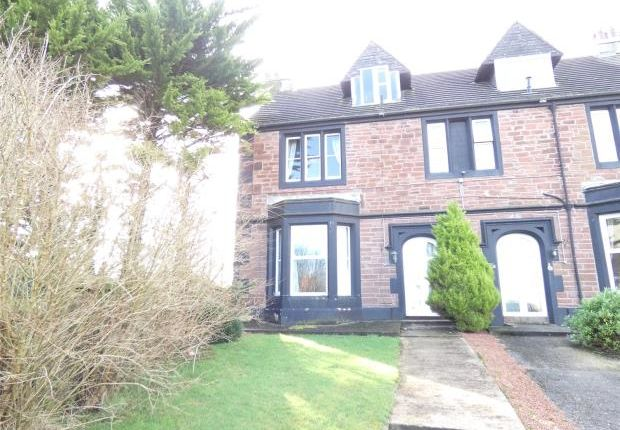 Thumbnail Semi-detached house for sale in Gill Grove, Grove Road, Egremont