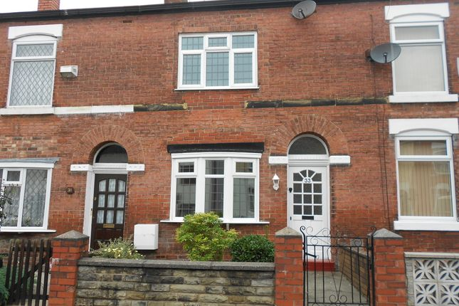 Thumbnail Terraced house to rent in Stafford Road, Swinton