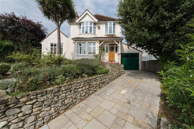 Thumbnail Detached house for sale in Lovelace Road, London